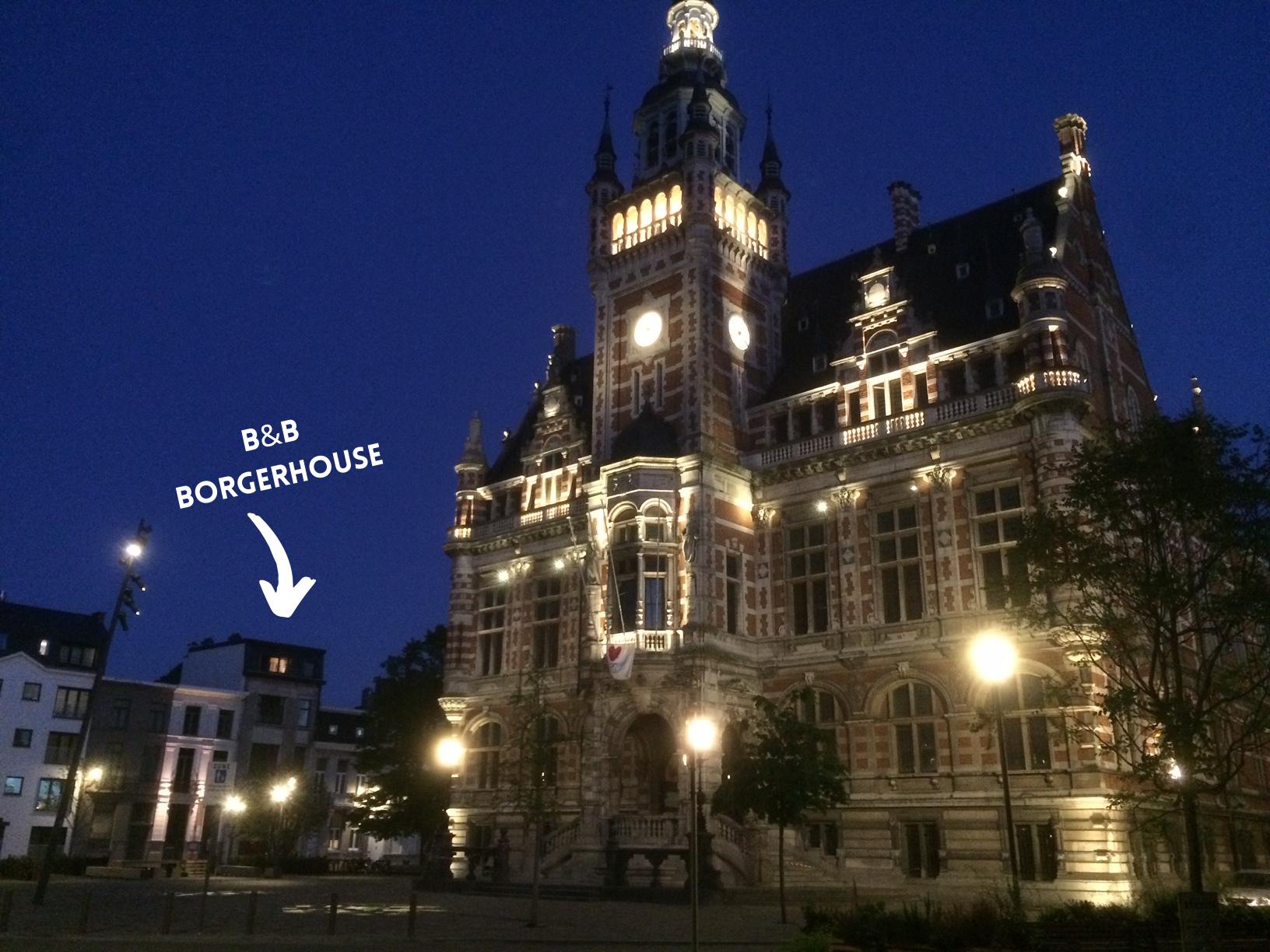 Borgerhouse