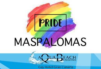 pride maspalomas 2022 gay gran canaria gay bungalows aquabeach playa del ingles