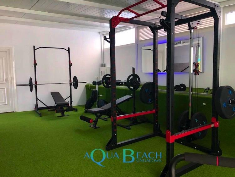 Aqua Beach Bungalows Gran Canaria Luxury fitness