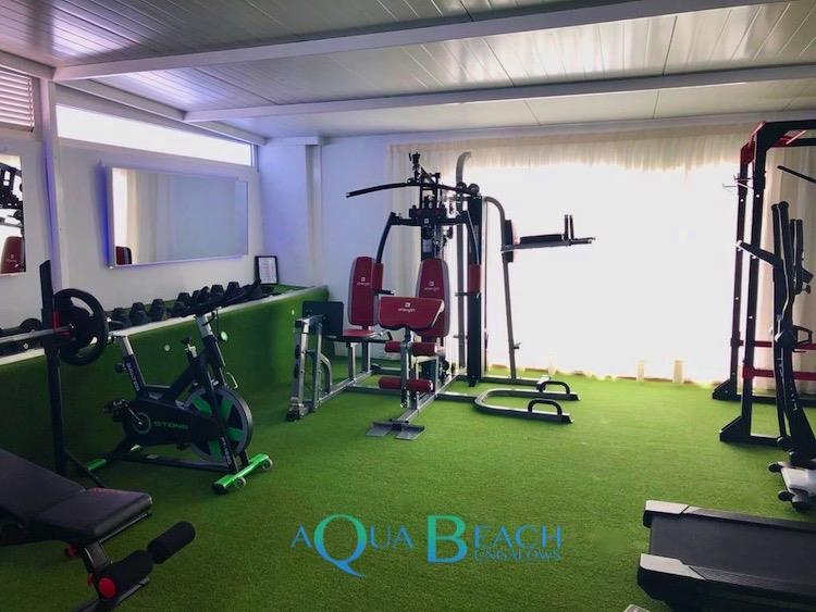 fitness playa del ingles gay Aqua Beach Bungalows Gran Canaria fitness overzicht