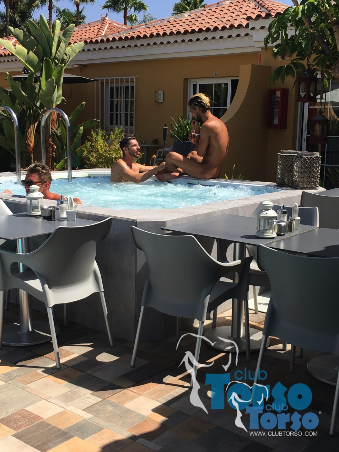 playa del ingles gay resort