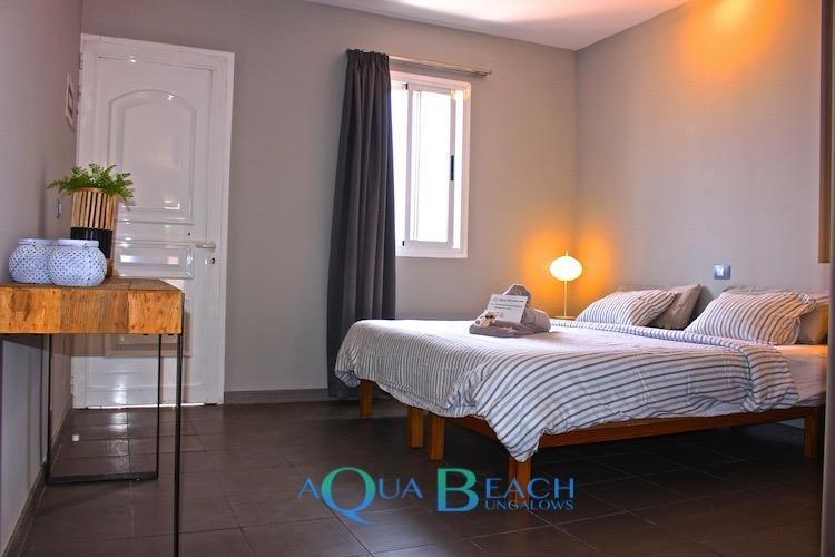 Aqua Beach Bungalows Gran Canaria Luxury slaapkamer