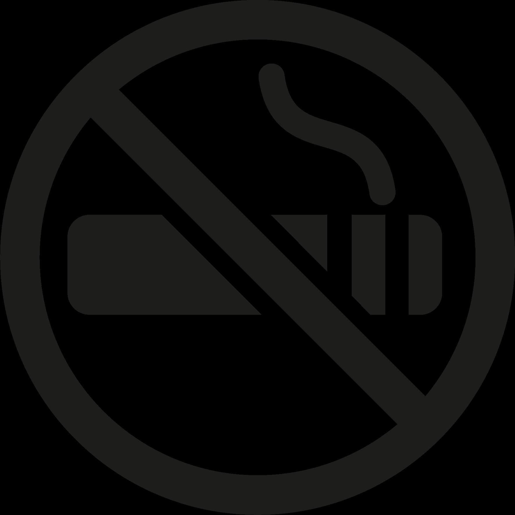 Hotel non fumeur