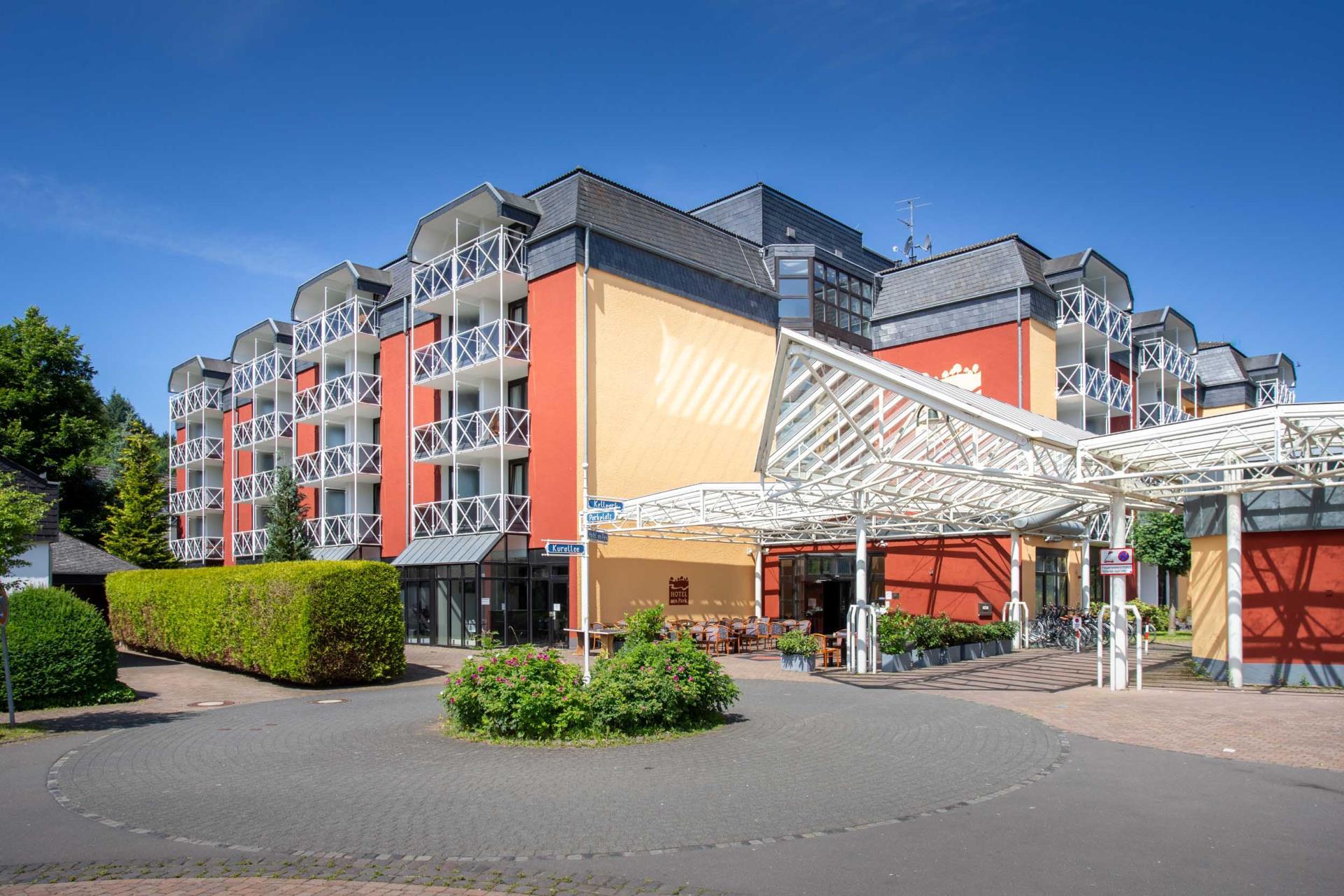 Hotel Am Park Stadtkyll - SOON ONLINE