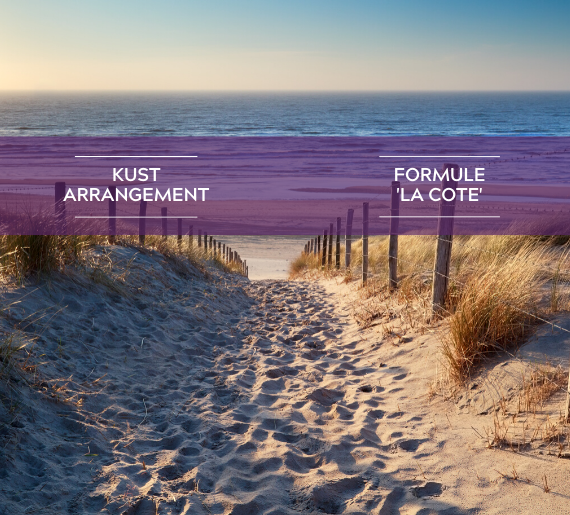 Kust arrangement