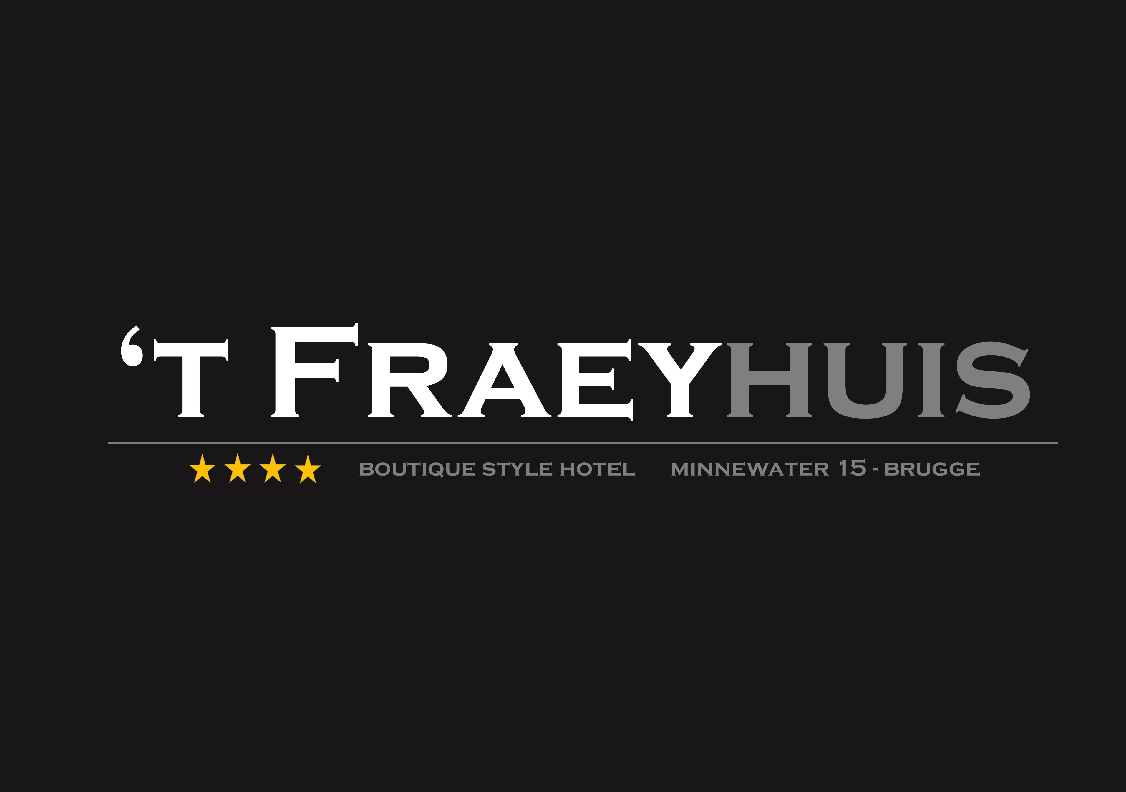 Boutique Hotel 't Fraeyhuis | Bar Boutique