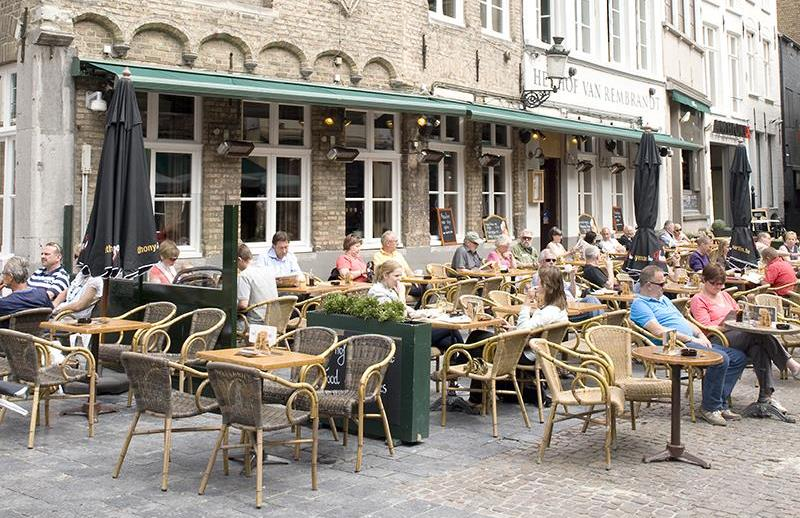 Cosiness in the heart of Bruges