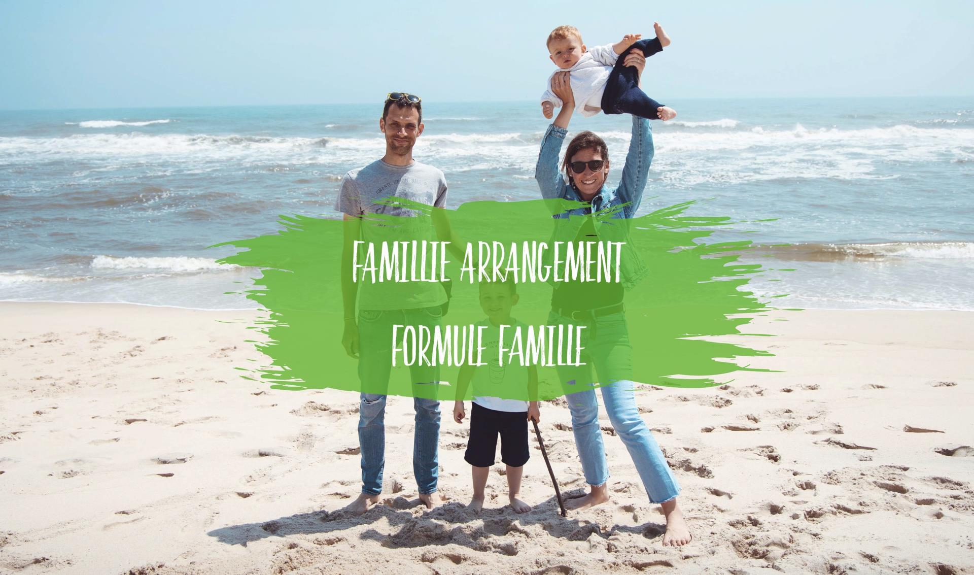 Familie arrangement