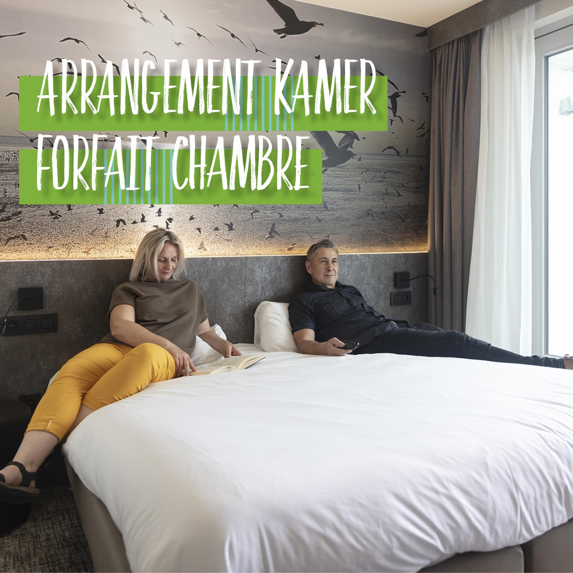 Arrangement kamer