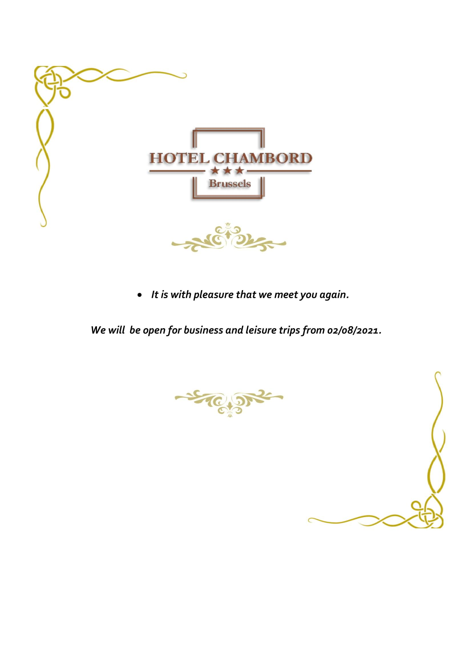 Hôtel Chambord