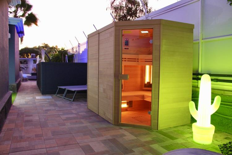 Naturisten Hotel Artika Natura Gran Canaria sauna