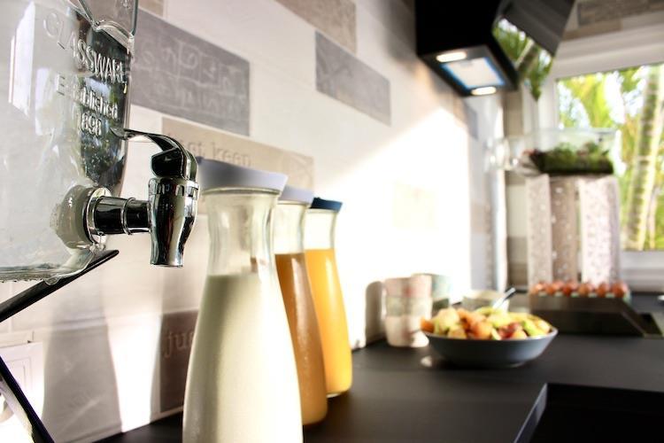 Naturisten Hotel Artika Natura Gran Canaria ontbijtbar dranken