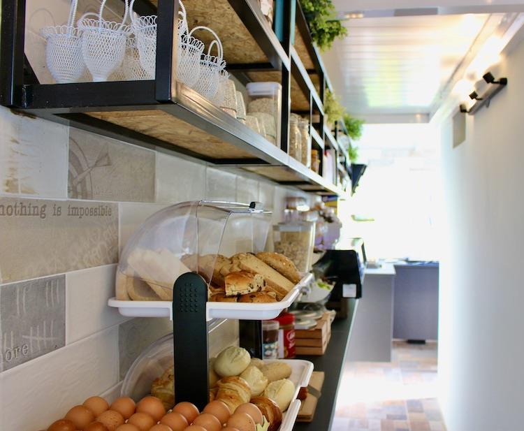 Naturisten Hotel Artika Natura Gran Canaria ontbijtbar